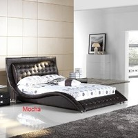 Dublin Contemporary Platform Bed King Size  |  The Inspired Idea