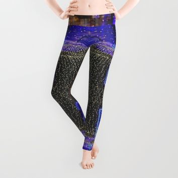 City Synthesis Leggings by RichCaspian