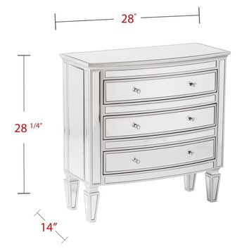Elosie 3 Drawer Chest