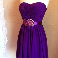 hot party dress, prom dress, formal dress, bridesmaid dress, purple dress, Hollywood dress, celebrity dress, bridesmaid gift