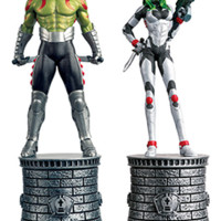 Drax The Destroyer & Gamora (Hero Bishops) Special Edition