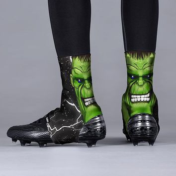 Green Monster Spats / Cleat Covers
