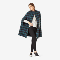 Kate Spade Saturday Hooded Cape