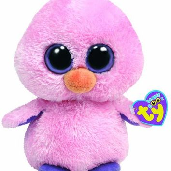 Ty Beanie Boos Posy Pink Chick