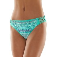Candie's Embroidered Bikini Bottoms