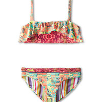 Maaji Kids Queen Of Dreams Bikini (Toddler/Little Kids/Big Kids) Yellow - Zappos.com Free Shipping BOTH Ways