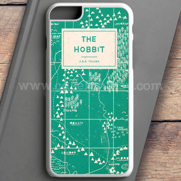 The Hobbit Map Cover iPhone 6S Case | casefantasy