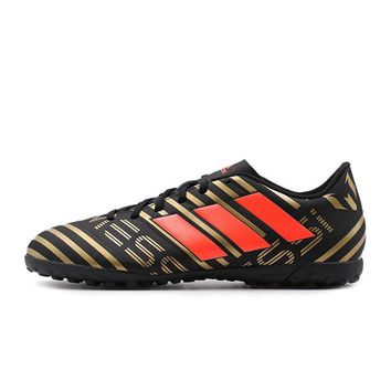 ADIDAS NEMEZIZ MESSI Original Soccer Shoes Turf Outdoor Lawn Support Sports&Train Sneakers For Men Shoes