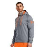 Under Armour Men's UA Combine Training  Zip Hooded Warm-Up Jacket