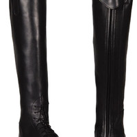 Saddles Tack Horse Supplies - ChickSaddlery.com TuffRider Starter Ladies Back Zip Field Boot