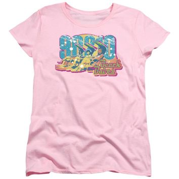 90210 - Beach Babes Short Sleeve Women's Tee