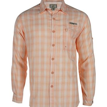 Men's Exmouth L/S UV Vented Fishing Shirt