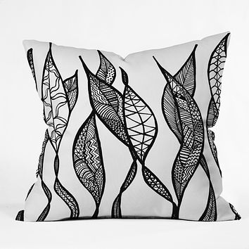 Lisa Argyropoulos Sway 1 Throw Pillow