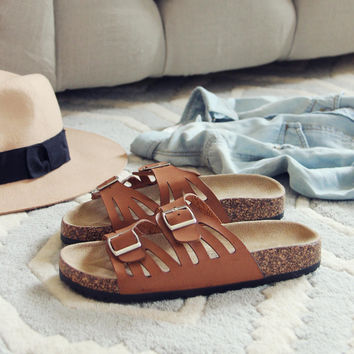 Timber Cove Sandals