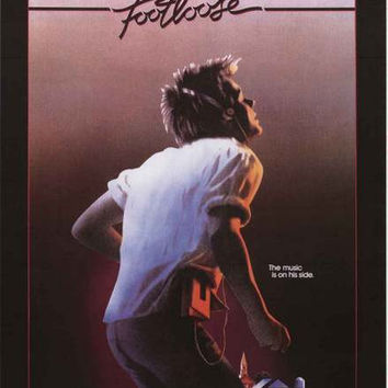 Footloose Movie Poster 24x36