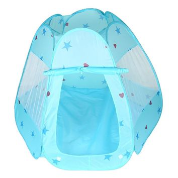 Lovely Kids Tent,Portable Children Kids Play Tents Girl Boys Indoor Outdoor Game Tent Toy