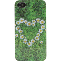 With Love From CA Daisy Heart iPhone 4/4S Case at PacSun.com