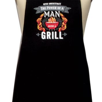 Summer Grill Apron
