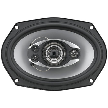 "Soundstorm Gs Series 6"" X 9"" Speakers (5 Way; 600 Watts)"