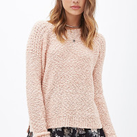 FOREVER 21 Textured Knit Sweater