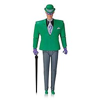 DC Collectibles: Batman The Animated Series - The Riddler Action Figure