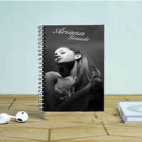 Ariana Grande 3 Photo Notebook Auroid