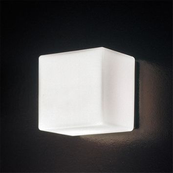 White Nordic Glass Modern Wall Lamp Bathroom Led Mirror Light Fixtures Living Room Home Stairs Luster Antique Art Decoration