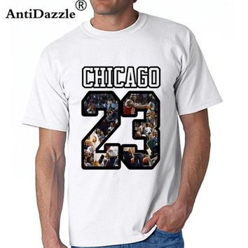 Antidazzle Michael Jordan Chicago 23 3D T-shirt