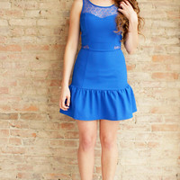 Bluebette Drop Waist Dress