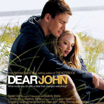 Dear John 11x17 Movie Poster (2010)