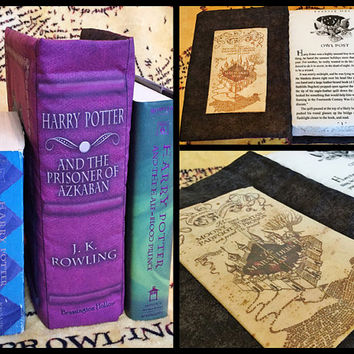 Harry Potter Book 3 Pillow Prisoner of Azkaban