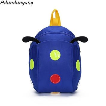 Hot Sale fashion Children School Bags Cartoon Car Backpack Baby Toddler kids Book Bag Kindergarten Minions Boy Backpacking