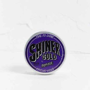 Shiner Gold Strong Hold Pomade