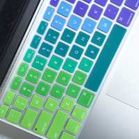 Macbook Keyboard Cover - Rainbow