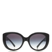 Tory Burch Oversized Round Sunglasses