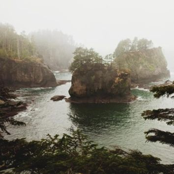 Cape Flattery by Kevin Russ