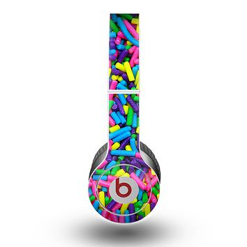 The Neon Sprinkles Skin for the Beats by Dre Original Solo-Solo HD Headphones