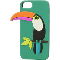 Kate Spade New York Toucan Silicone Phone Case for iPhone® 5 and 5s
