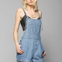 BDG Braided-Strap Overall Short - Urban Outfitters