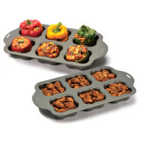 Monkey Bread Pan or Stuffed Pepper Pan