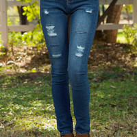 Harriet Distressed Jeans