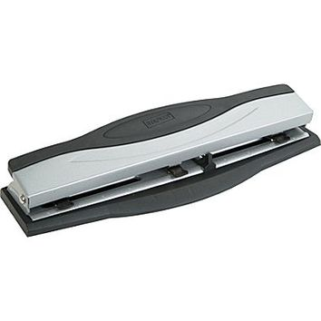 Staples® Adjustable 3-Hole Punch, 15 Sheet Capacity