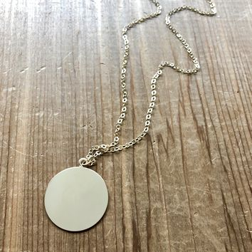 Longing Necklace