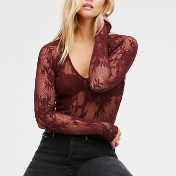 Oh Glove It Layering Top  - Free People