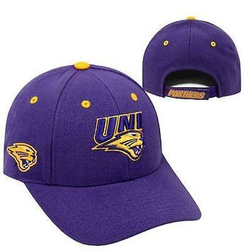 Licensed Northern Iowa Panthers NCAA Adjustable Triple Threat Hat Cap Top of the World KO_19_1
