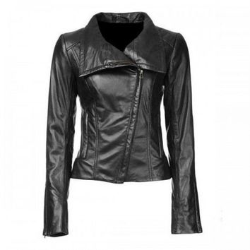 Womens Laura Leather Jacket