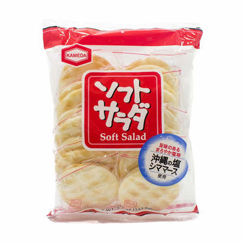 Original Japanese Rice Crackers by Kameda 5.1 oz (143 g)