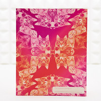 Cats Kaleidoscope Notebook - Urban Outfitters