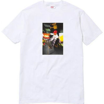 SUPREME X CDG HAROLD HUNTER T-SHIRT AUTHENTIC - A Very Based You