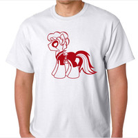 Deadpool My Little Pony Parody Custom Made T-Shirt